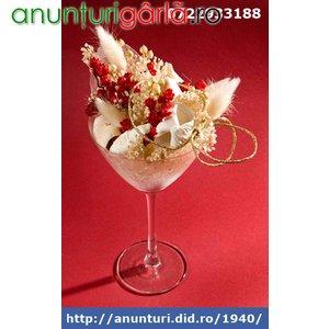 Imagine anunţ Aranjamente florale, obiecte decorative si decoratiuni