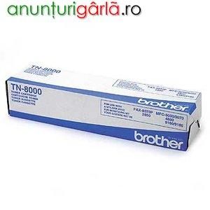 Imagine anunţ CARTUS ORIGINAL BROTHER TN 8000