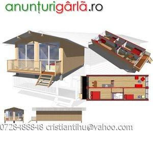 Imagine anunţ Case si sedii de firma din containere modulare