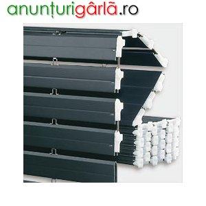 Imagine anunţ Rulouri Aluminiu Suprapuse