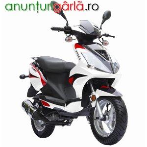 SCUTERE in RATE - Anunţ Moto > Motoscutere şi ATV-uri din Bucureşti