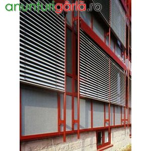 Imagine anunţ Storuri exterioare din aluminiu