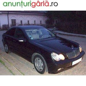 Imagine anunţ Vand Mercedes C 200 berlina 2,2 cdi 116cp 11800 euro