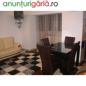Imagine anunţ Vand apartament 3 camere LUX