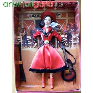 Imagine anunţ Vand sute modele papusi Barbie din colectia personala, exceptional
