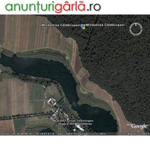 Imagine anunţ Vand teren Caldarusani