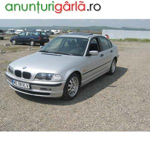 Imagine anunţ vand sau schimb BMW 320 D BERLINA 2,0 D 136CP GRI