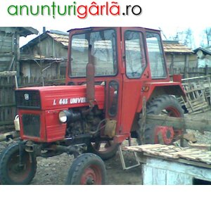 Imagine anunţ vand tractor