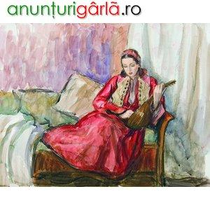 Imagine anunţ Colectionar cumpar Picturi-Tablouri vechi