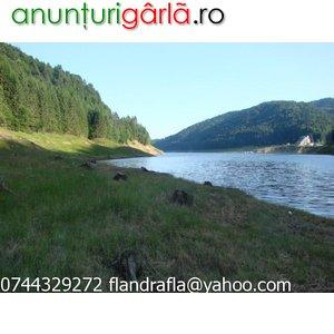 Imagine anunţ Teren pe malul Lacului Vidraru