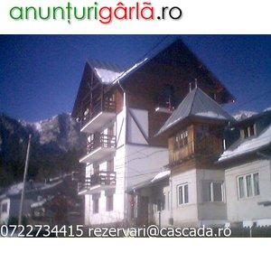 Imagine anunţ Vacanta la munte