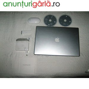 Imagine anunţ Vand Laptop MacBook Pro