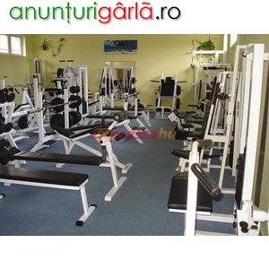 Imagine anunţ Vand aparate fitness