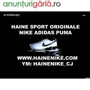 Imagine anunţ Vindem haine sport originale Nike Adidas Puma