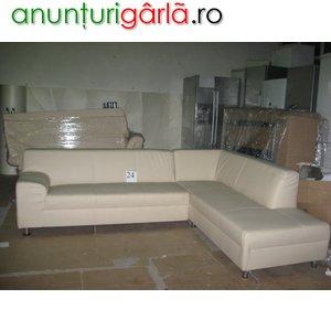 Imagine anunţ canapele si coltare import Germania