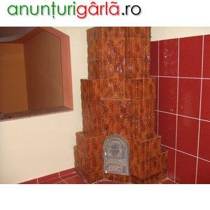 Imagine anunţ sc vinde sobe de teracota en-gross