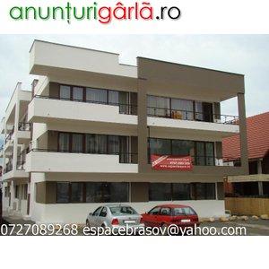 Imagine anunţ Brasov apartament nou 3 cam in blocul EspaceBrasov