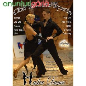 Imagine anunţ Clubul de Dans Sportiv Master Dance