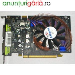 Imagine anunţ NVIDIA 7600 PCIE si SEAGATE 250GB SATA