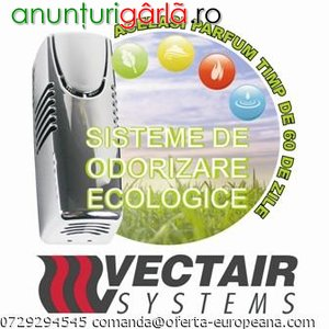 Imagine anunţ V-AIR Odorizant fara aerosoli