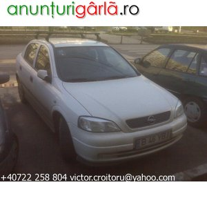Imagine anunţ Vand Opel Astra Clasic TD 80CP