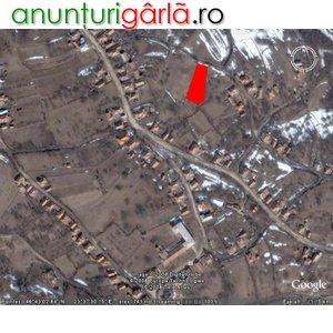 Imagine anunţ Vand gradina in Feleacu, zona de case