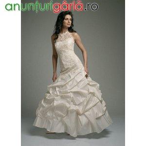 Imagine anunţ Vand rochie mireasa White lady