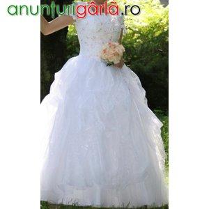 Imagine anunţ Vand rochie mireasa
