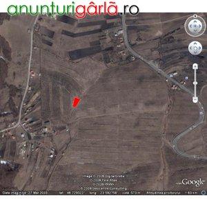 Imagine anunţ Vand teren in Faget