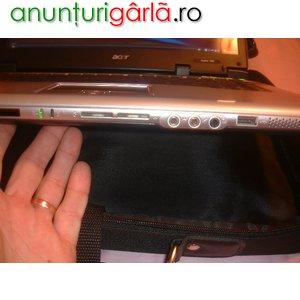 Imagine anunţ Vand urgent laptop Acer Aspire 1690
