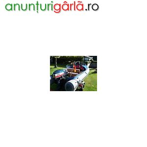 Imagine anunţ WIKING -KOMET + PERIDOC + MOTOR cele mai bune barci gonflabile