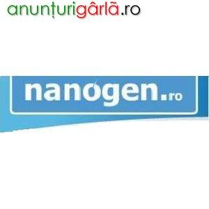 Imagine anunţ Inteaba acum de NANOGEN la salonul tau