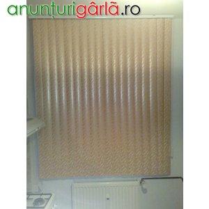 Imagine anunţ JALUZELE VERTICALE PVC