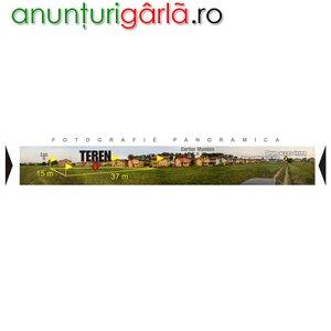 Imagine anunţ Vand teren Berceni in langa cartier rezidential Mamina + proiect casa