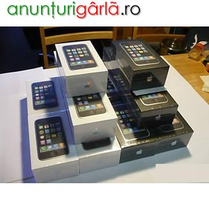 Imagine anunţ Apple iPhone 3GS 32GB, Nokia N97 32GB sim Unlucked