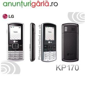 Imagine anunţ Cel mai ieftin telefon sigilat LG KP170