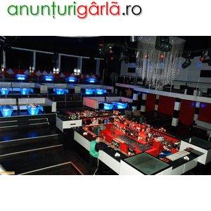 Imagine anunţ De vanzare club (discoteca) . Club Blue Senzation-Brasov