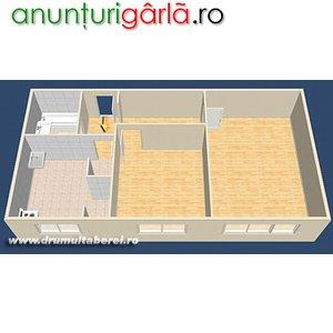 Imagine anunţ Drumul Taberei, 2 camere, 250 euro, cf 1