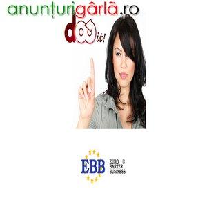 Imagine anunţ EBB - solutia pentru problemele dvs. !