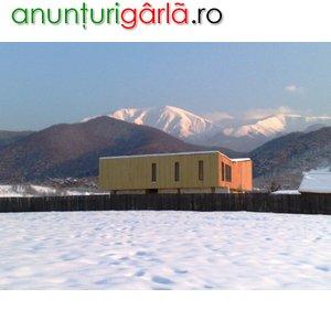 Imagine anunţ Inchiriez cabana la munte! Valea Moasei, Sibiu