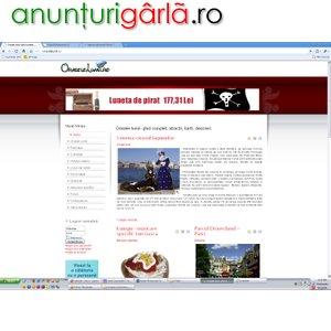 Imagine anunţ Site de internet profesional la pret de criza