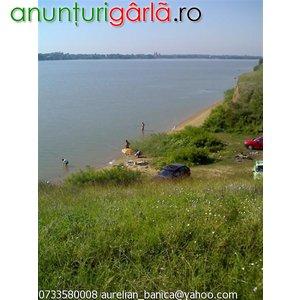 Imagine anunţ Teren cu deschidere la lac