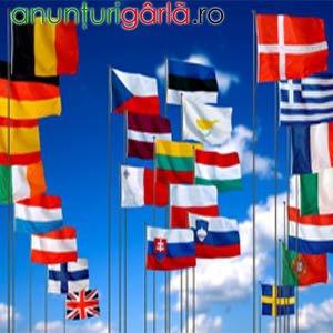 Imagine anunţ Traduceri Autorizate 15 RON PAG-engleza, franceza, italiana, spaniola, etc