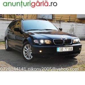 Imagine anunţ Vand BMW 320 Full Option Pachet M - Sport