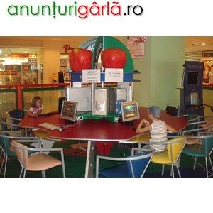 Imagine anunţ Vand masa pentru calculatoare