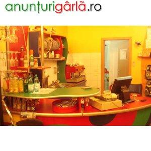 Imagine anunţ Vand mobilier pentru bar si accesorii