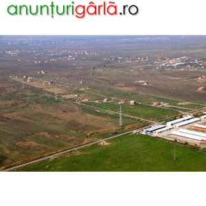 Imagine anunţ Vanzare parcele de teren