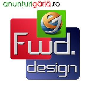 Imagine anunţ Webdesign la cel mai mic pret