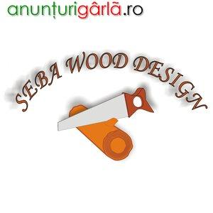 Imagine anunţ angajam urgent lucrator in mobilier lemn masiv si pal