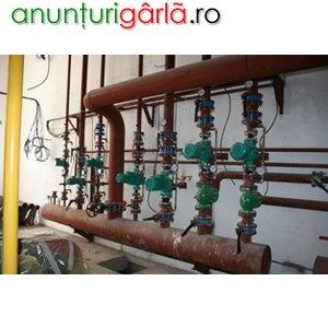 Imagine anunţ instalatii sanitare termice PSI